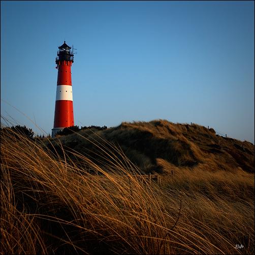 岛上最南端的灯塔