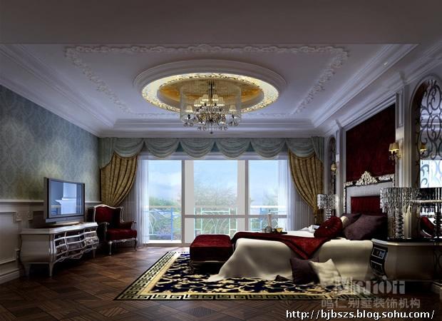 欧式风格550平碧肯山别墅设计||别墅装饰