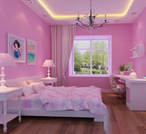 公主卧室装修效果图_搜狐博客