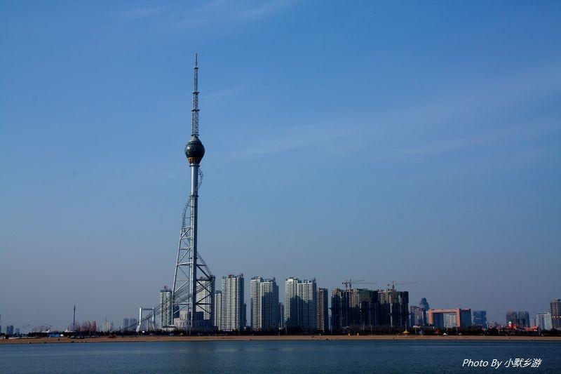 三江交汇电视塔,山东第一高塔.
