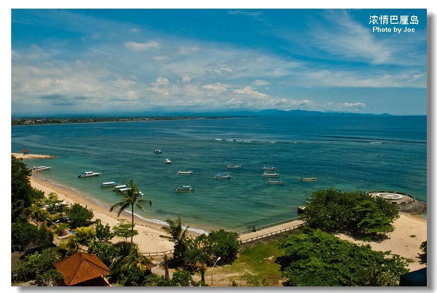 > 浓情巴厘岛  松软的海滩,炫目的日落,浪漫的烛光,美味的烧烤 &nbsp