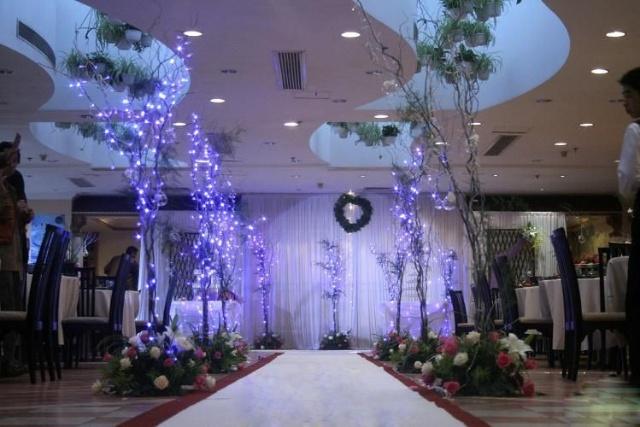 西安婚庆公司:深海深蓝主题婚礼