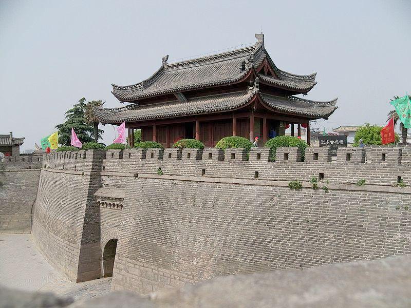 衢州古城墙_第4页_乐乐简笔画图片