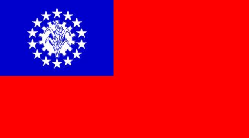 亚洲国家 国旗 高清图片