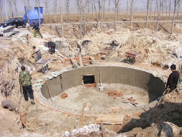 生态放养猪场设计图