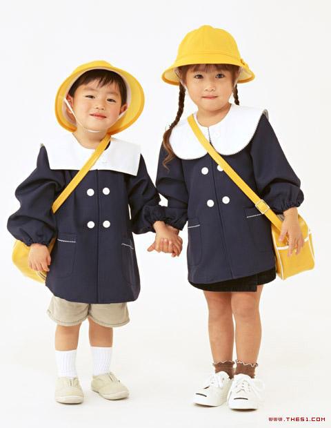 儿童服装组织结构图