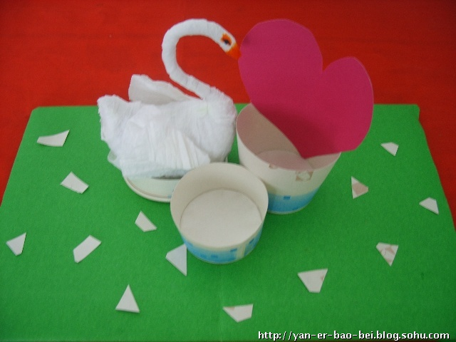 幼儿园母亲节纸盘作品图片