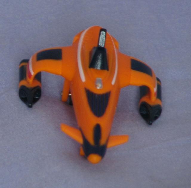 我的新玩具——潜水飞机库