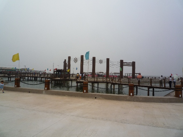 月坨岛在河北唐山乐亭县附近