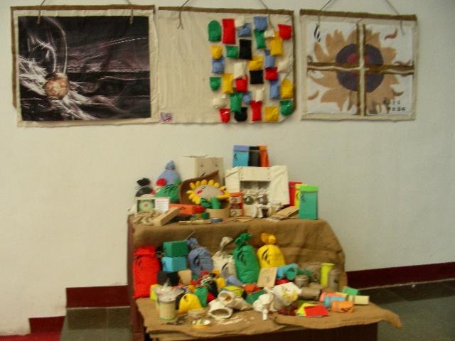 坚果包装毕业设计展览