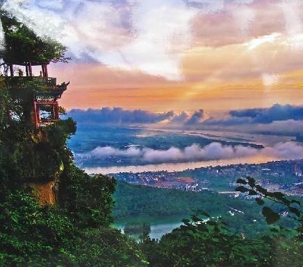 桂平旅游风景图片