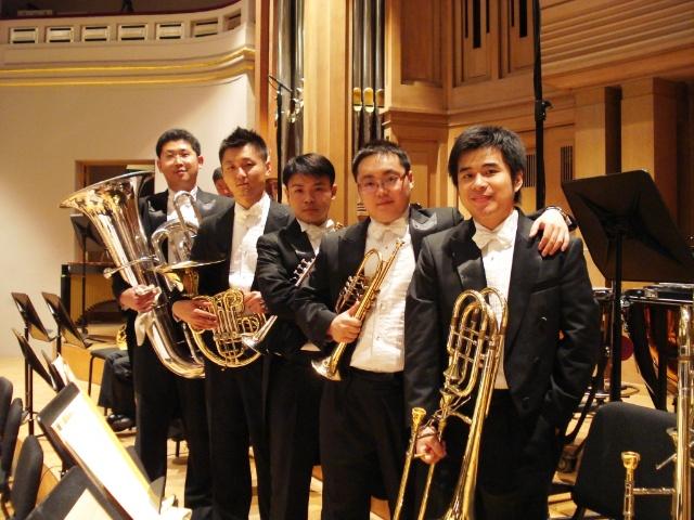 闪耀的声音——铜管五重奏音乐会-交响管乐-搜狐博客