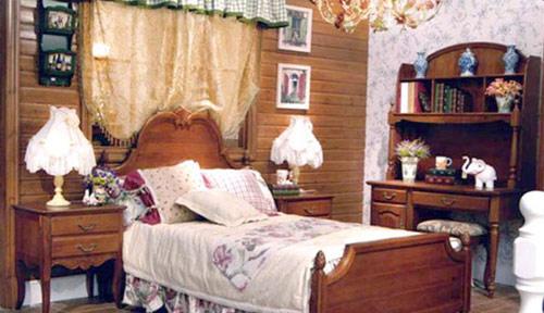 背景墙 床 房间 家居 家具 设计 卧室 卧室装修 现代 装修 500_288