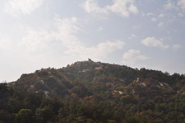 唐河图片之祁仪石柱山森林公园