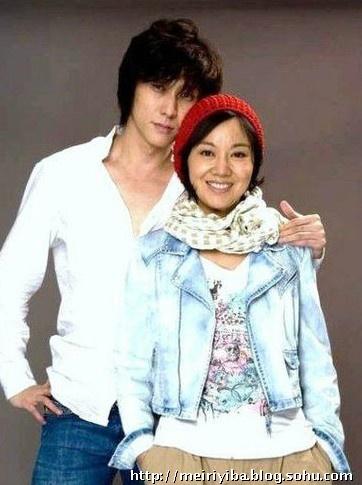 闫妮与小男友王玮亲密照首曝光 图