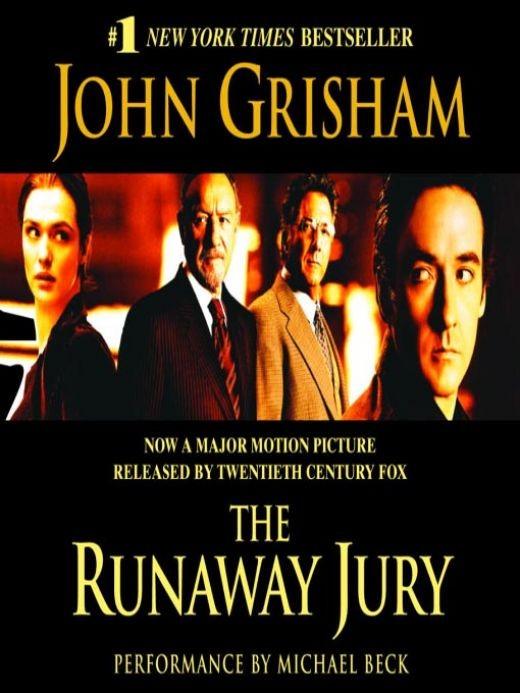 约翰·格里森姆是我很喜欢的作家,善于撰写悬念迭出的法律题材小说