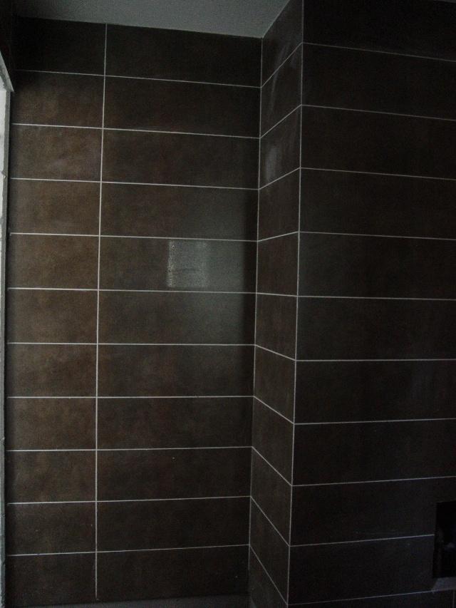 衛生間黑色瓷磚素材