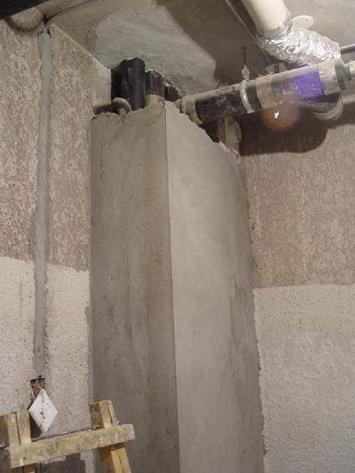 包下水管道_【装修日记】专业组--德系工艺(六)贴砖和墙顶面处理篇---北京 ...