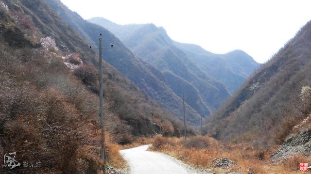 云顶山风景区走的都是一条路