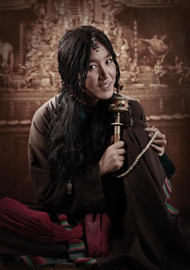 天籁原音 仁青卓玛 藏族女歌手