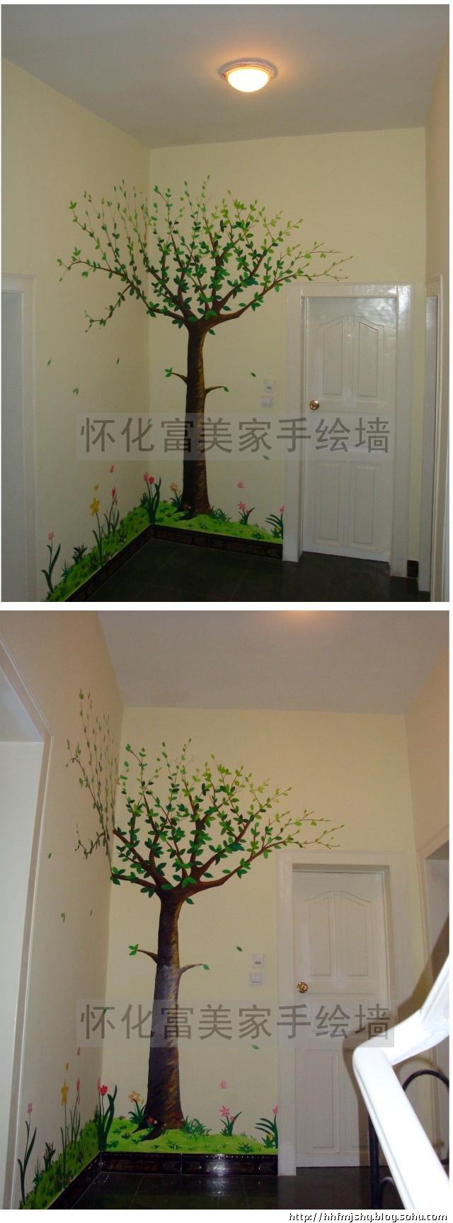 怀化富美家手绘墙画艺的博客