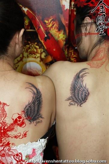 星星纹身 修改纹身 覆盖刺青
