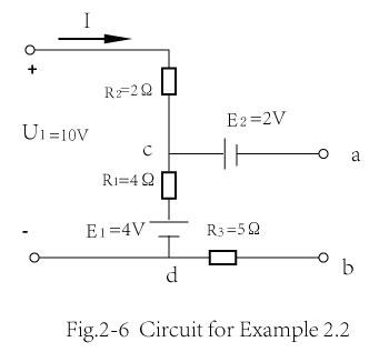 基尔霍夫定律还是欧姆定律,首先都要在电路图上标出电流,电压或电动势