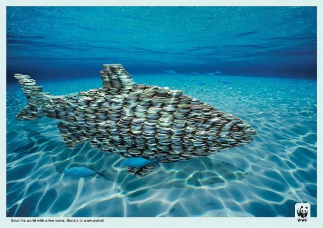 世界自然基金会标志_世界自然基金会 公益海报(一)-东珍公益艺术设计-搜狐博客